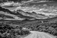 Approaching the Swartberg Pass on the Groenfontein Road