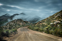 Misty morning on the Swartberg Pass 2